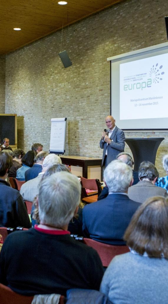 """Ökumenisches Netzwerk """"Miteinander für Europa"""" ruft auf zu Gebet und Engagement für Frieden und Nächstenliebe"""