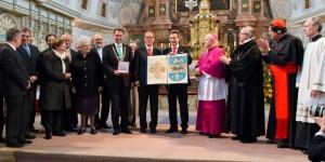 consegna Premio St. Ulrich 2014