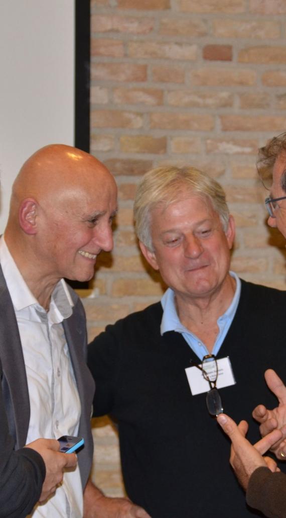 """Treffen des """"Trägerkreises Miteinander für Europa"""" 2015"""