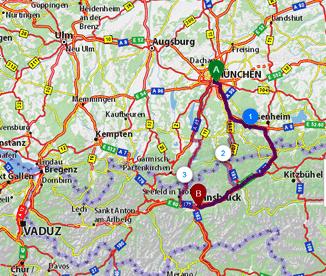 Wir Tiroler kommen nach München – wer fährt mit?