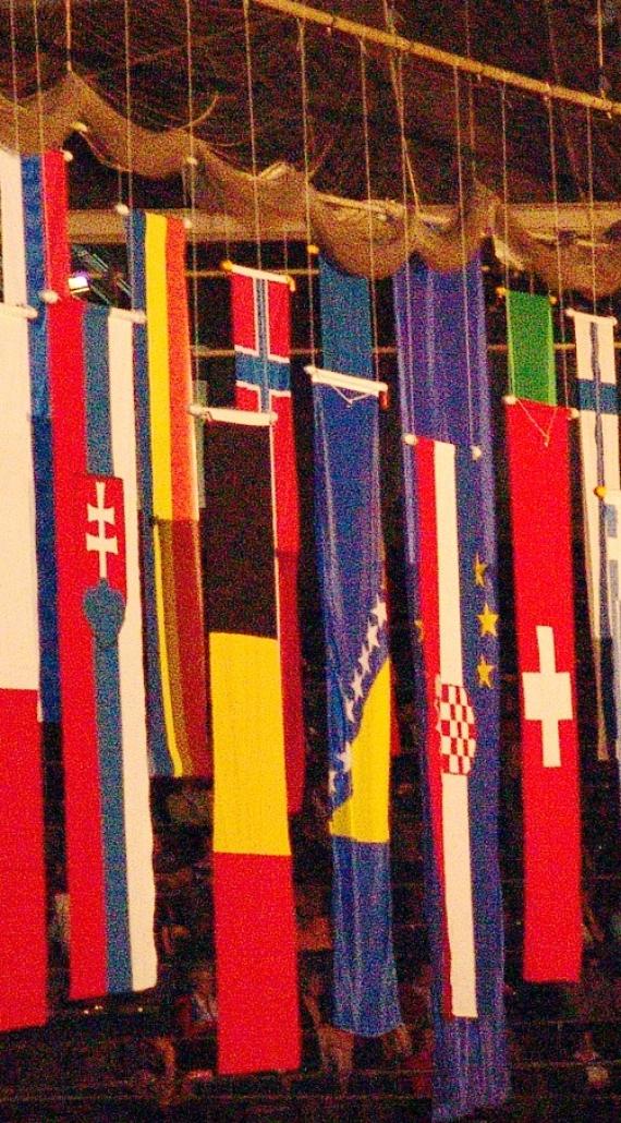 Endorsement from key EU Institutions