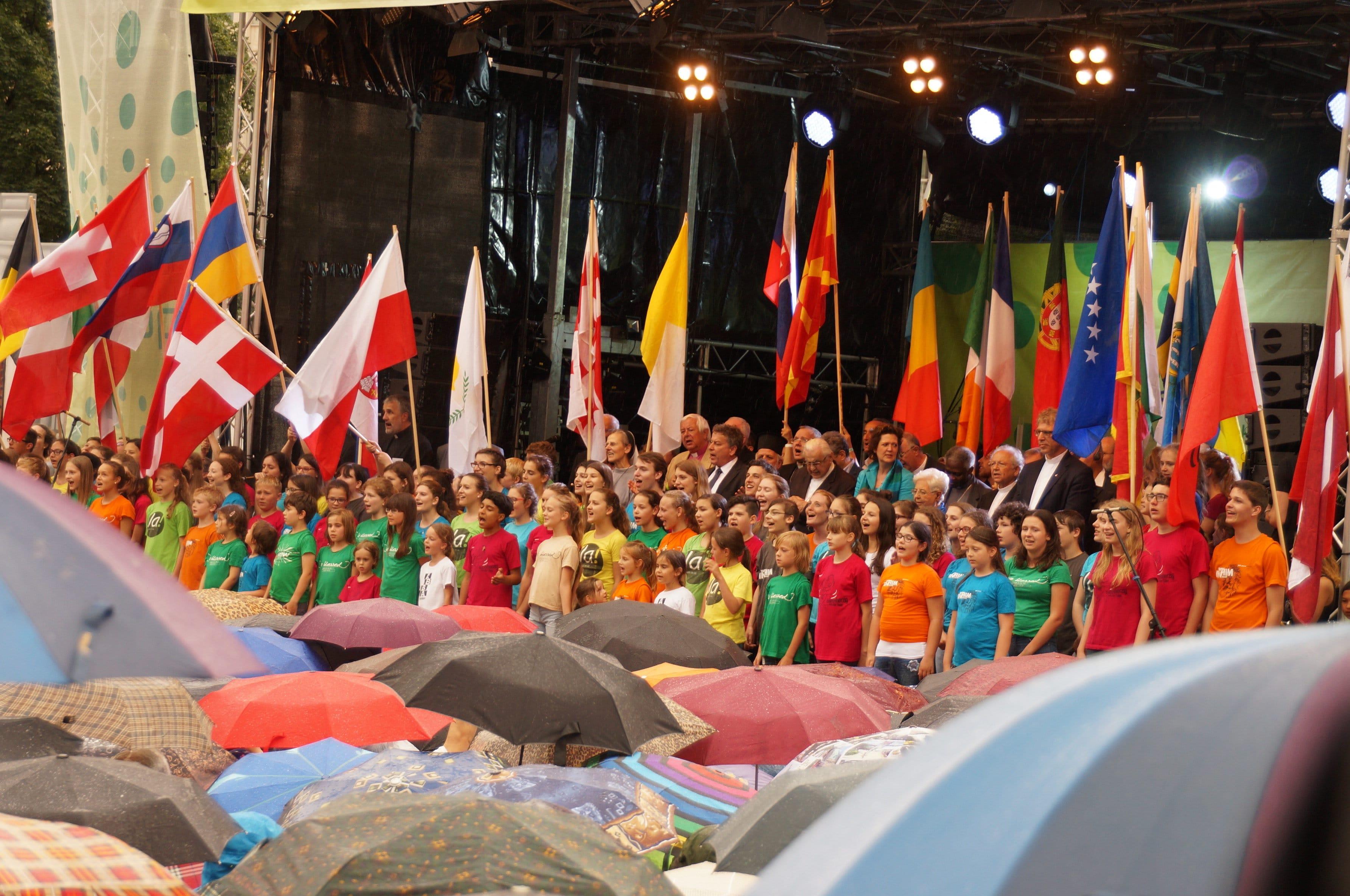 Miteinander Für Europa München