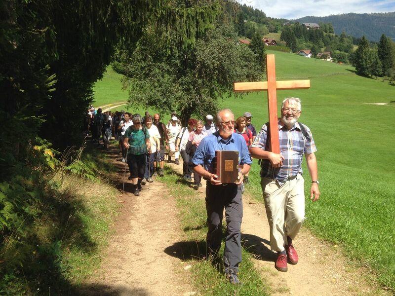 In Österreich – Gemeinsam auf dem Weg der Versöhnung