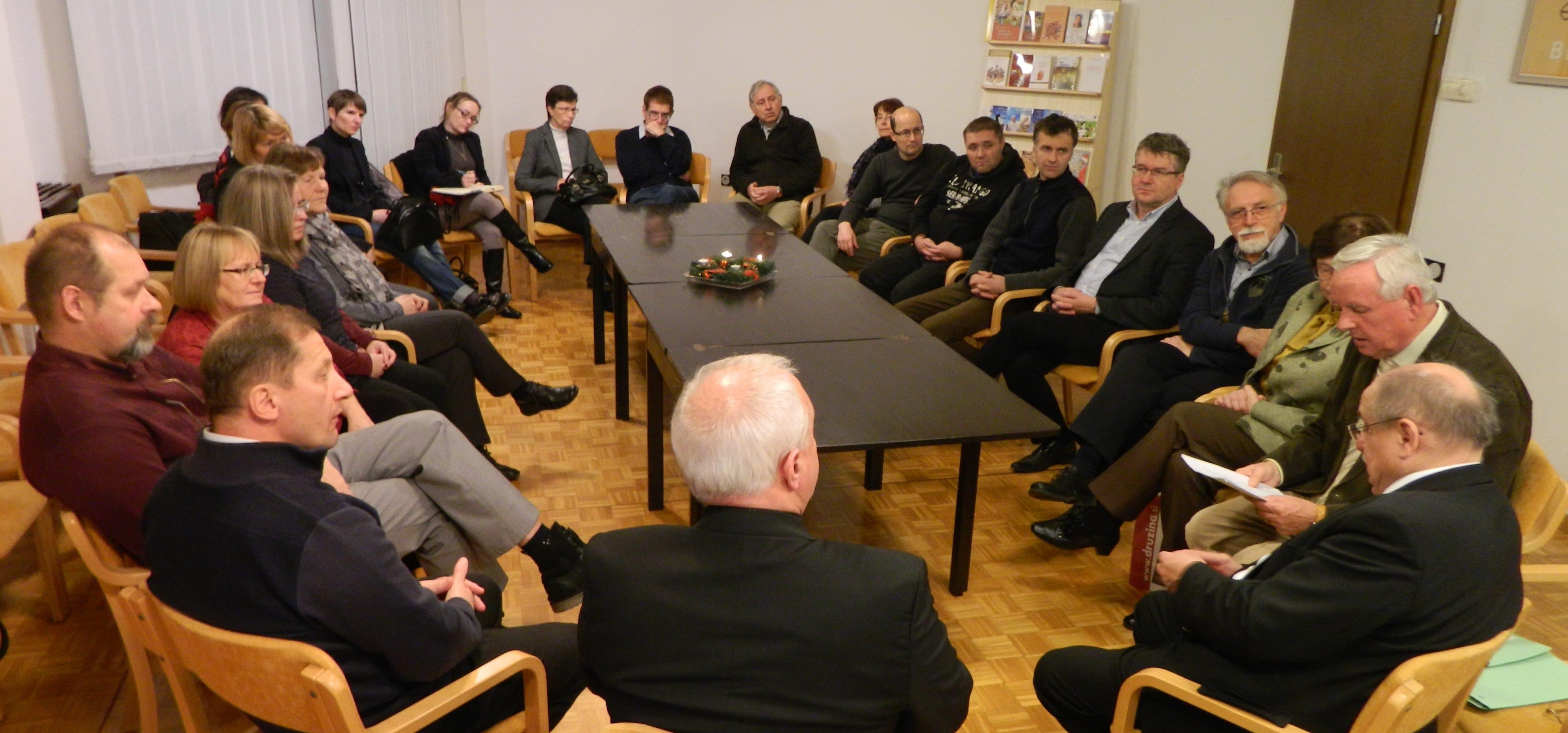 Slovénie : Nouvelles avancées d'Ensemble pour l'Europe
