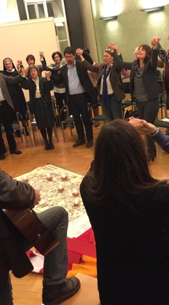 Österreich: Gebet für Kärnten im Klagenfurter Landhaus