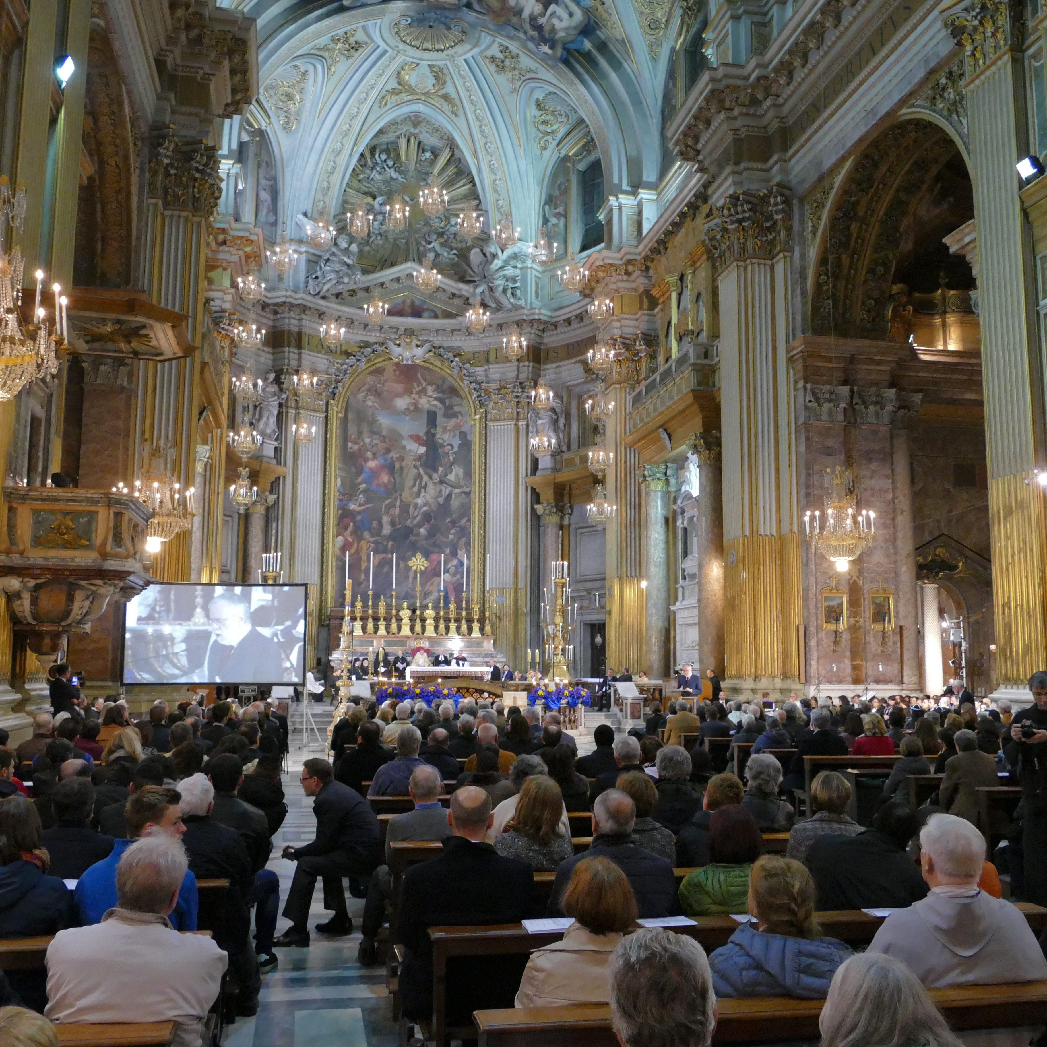 Insieme per l'Europa Veglia Ecumenica Roma 24.3.2017 ©Foto Thomas Klann