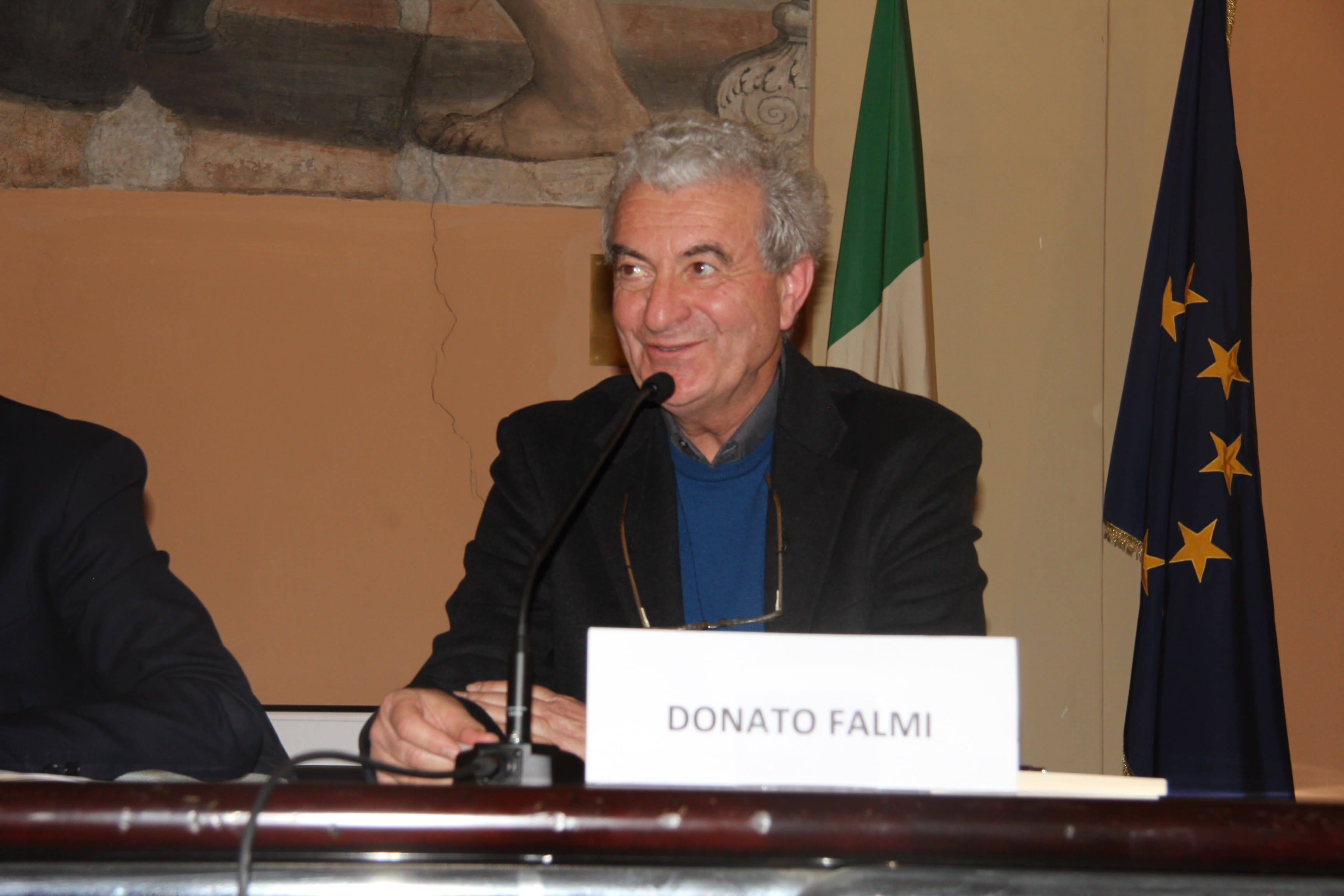 Interview with Donato Falmi