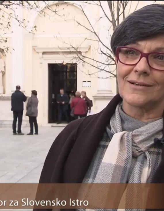 Slovenia: Veglie in 17 località e servizio TV nazionale