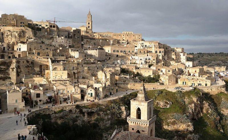 Italia: Matera