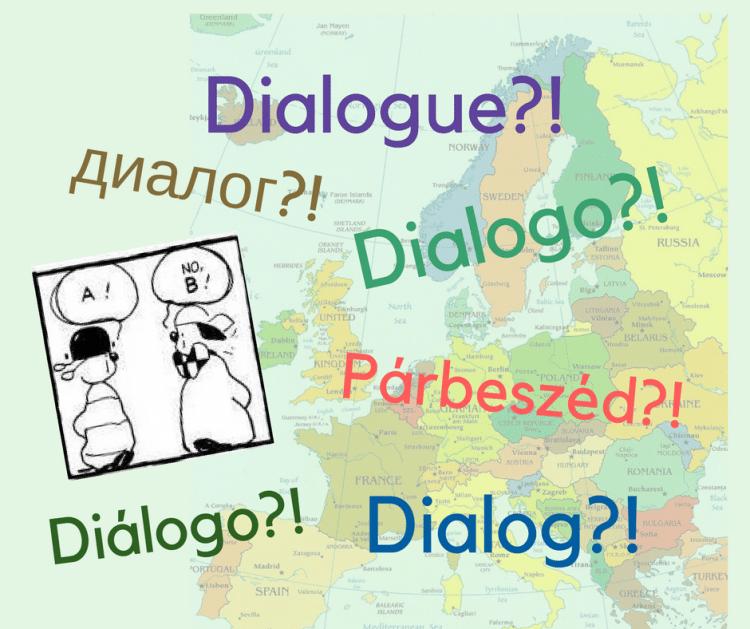 Dialogue?!