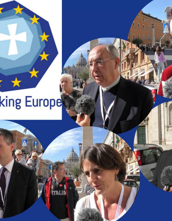 Europa, promessa di pace