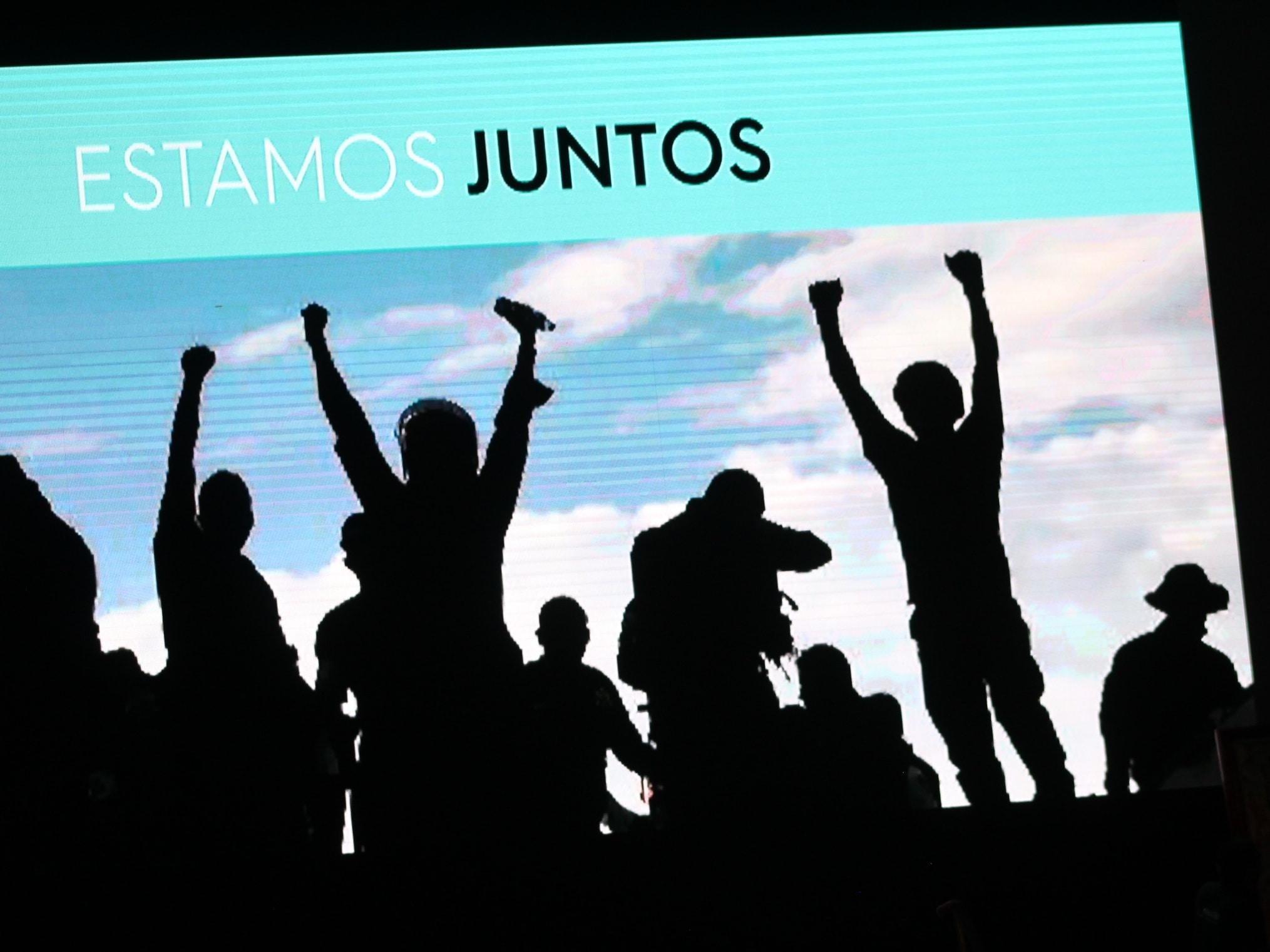 Juntos por México