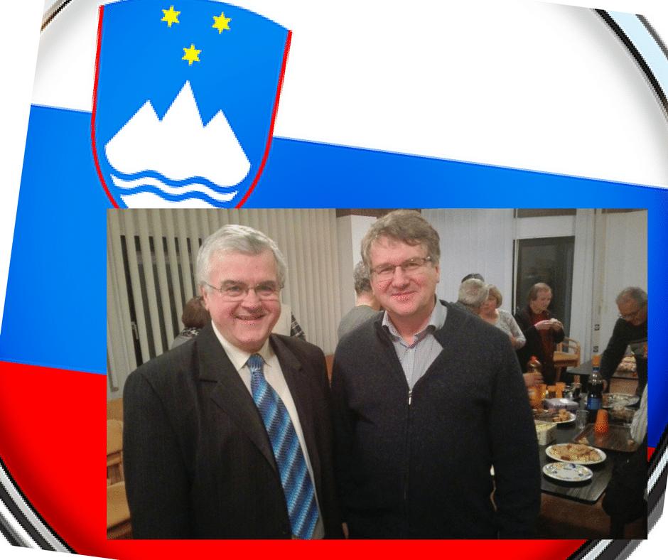 Slowenien: dynamischer Dialog zwischen Bewegungen