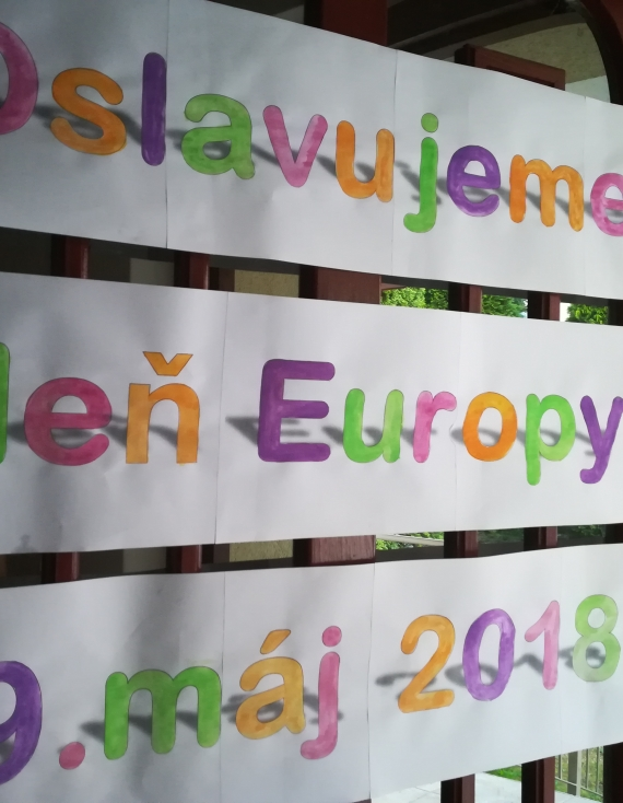 Fragments from Europe Day 2018