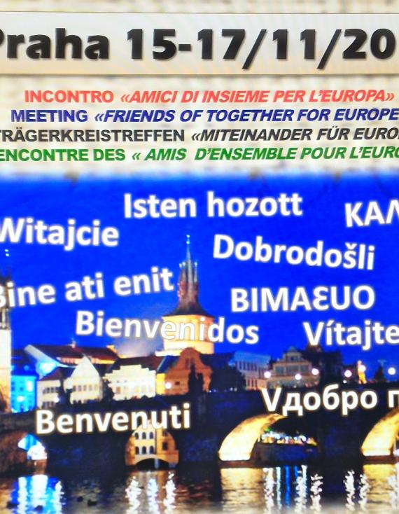 1° Giornata IpE a Praga