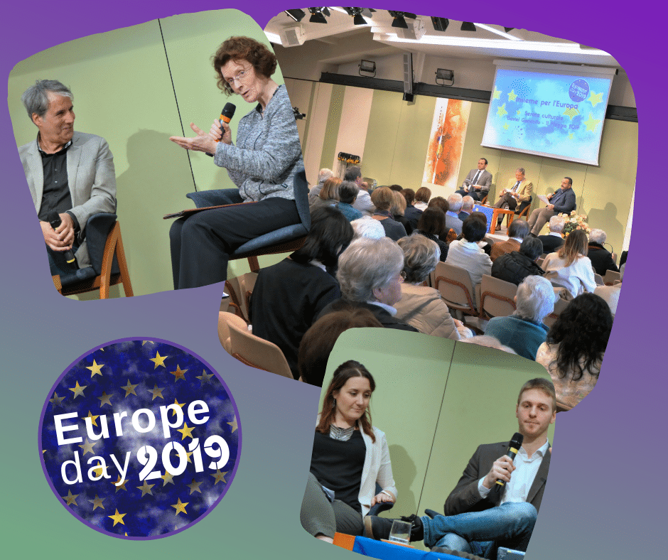 Europe Day 2019 Castel Gandolfo