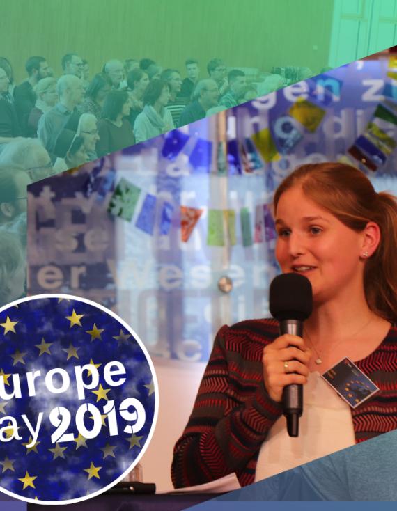 Europe Day 2019 Esslingen