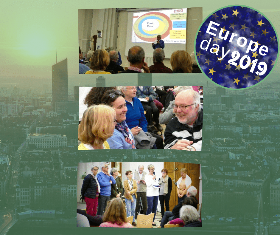 Europe Day 2019 Lione