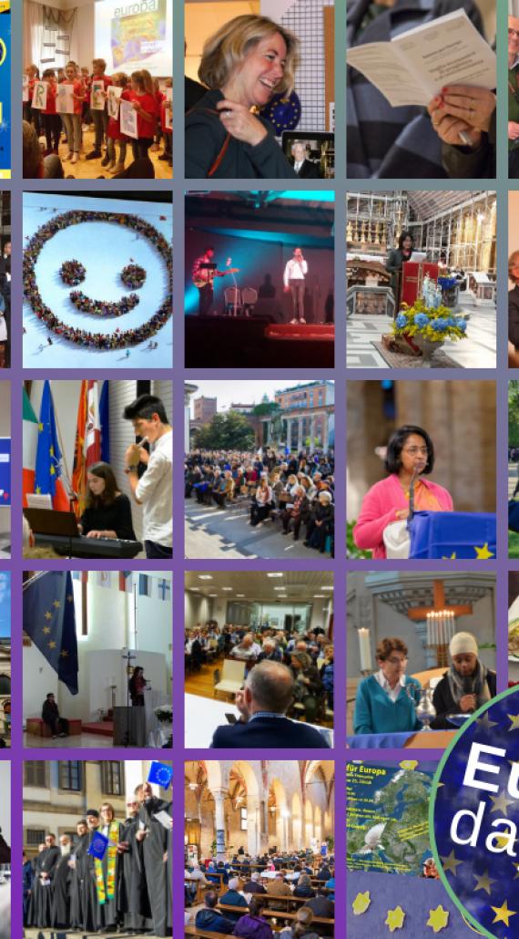 Fest Europas, Fest der Völker