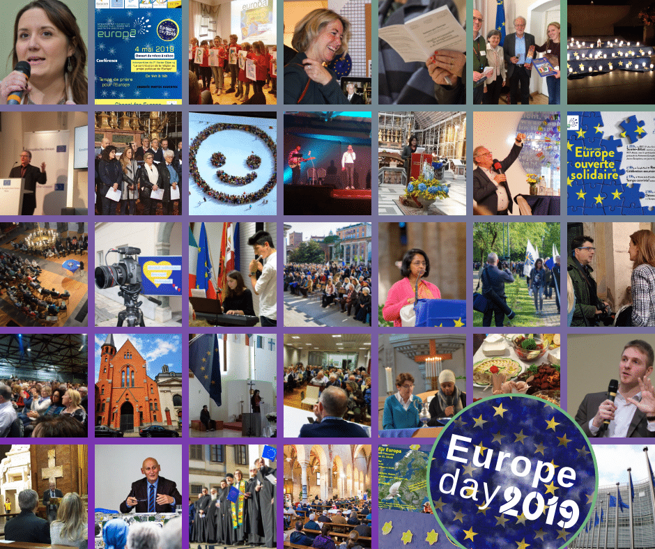 Europe Day, People's Day