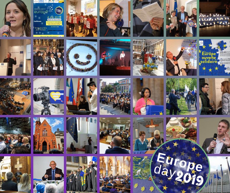 Festa dell'Europa, festa di Popoli