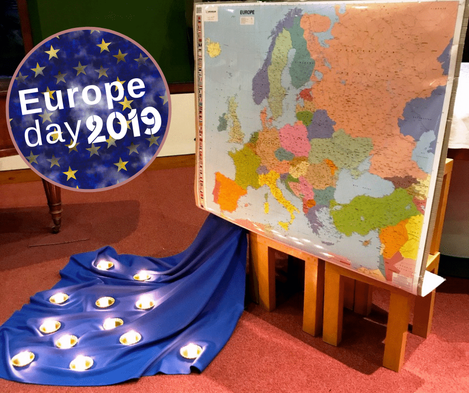 Europe Day 2019 Parigi