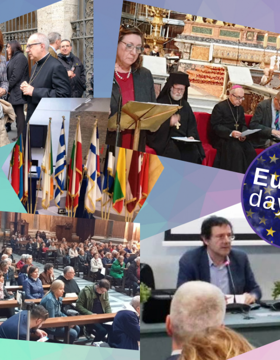 Europe Day 2019 Roma