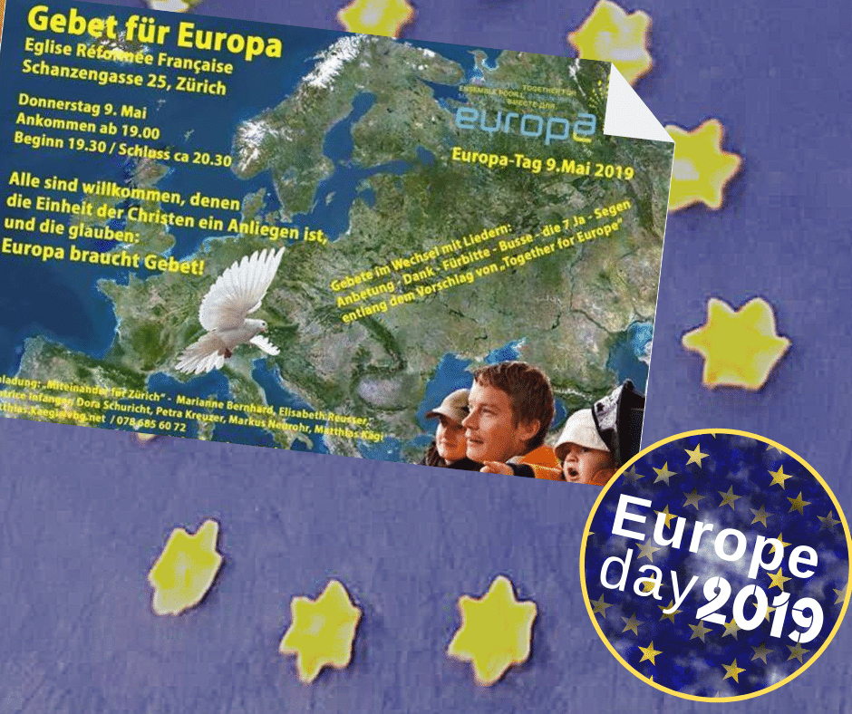 Europe Day 2019 Schweiz