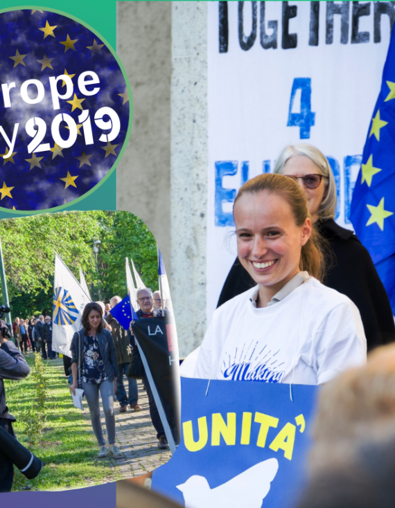 Europe Day 2019 Milano