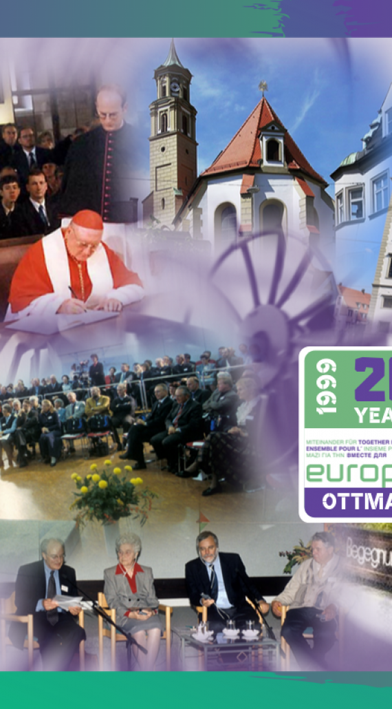 Together for Europe turns 20!