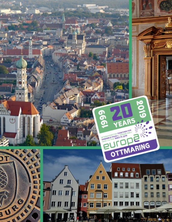 Augsburg – City of Peace