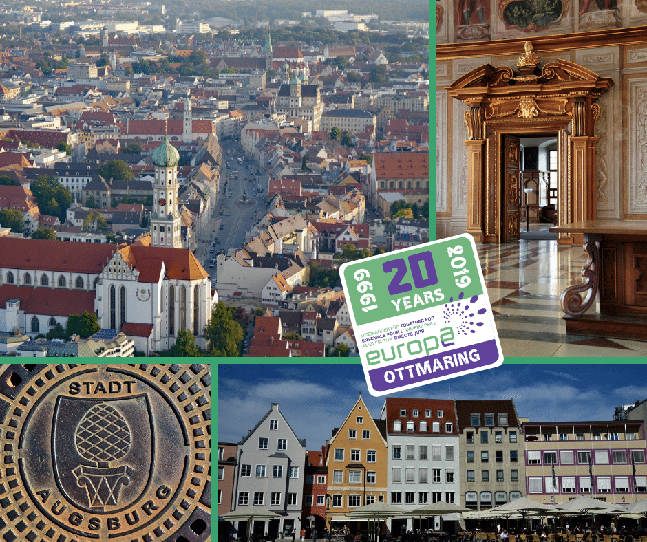 Augsbourg – Ville de la paix