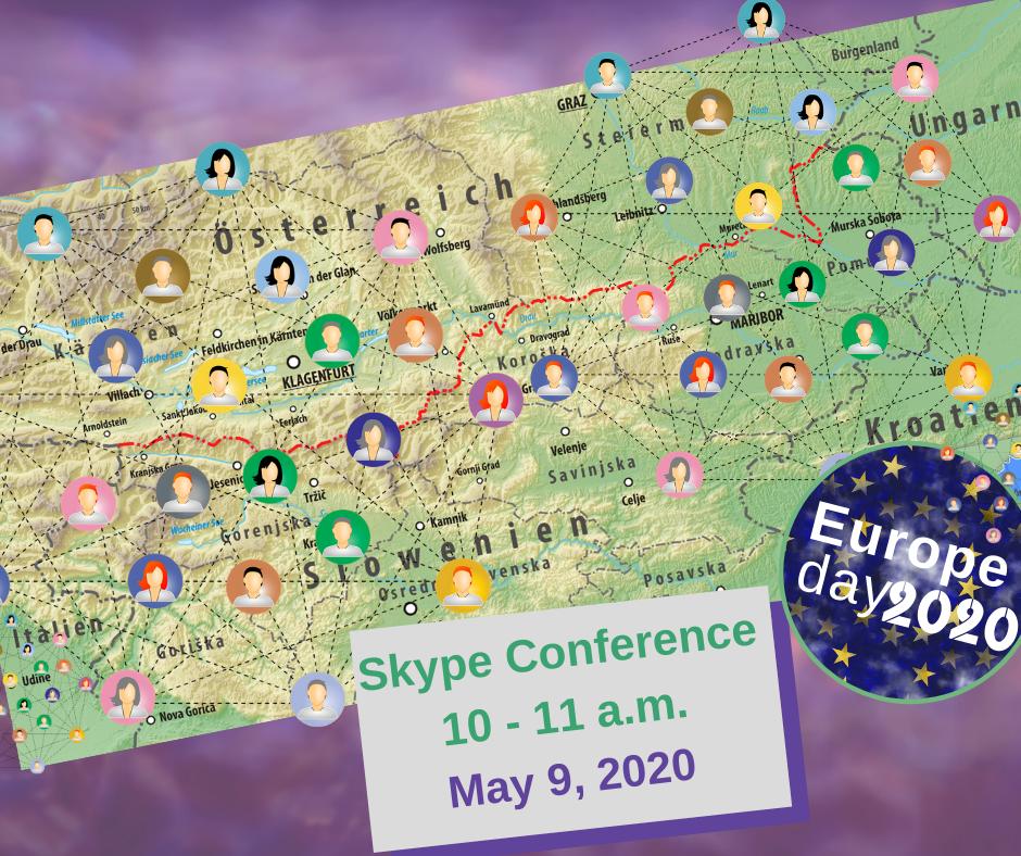"""Graz – """"Piano B"""" per la Festa dell'Europa 2020"""