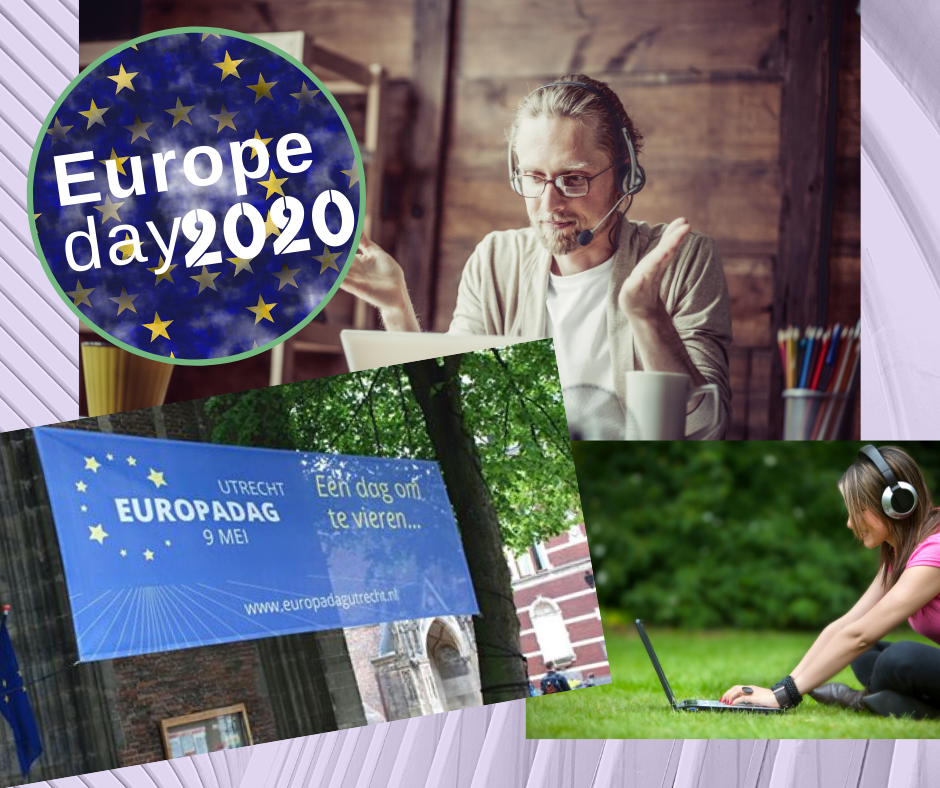 """Dialogue Europe en ligne"" 9 mai 2020"