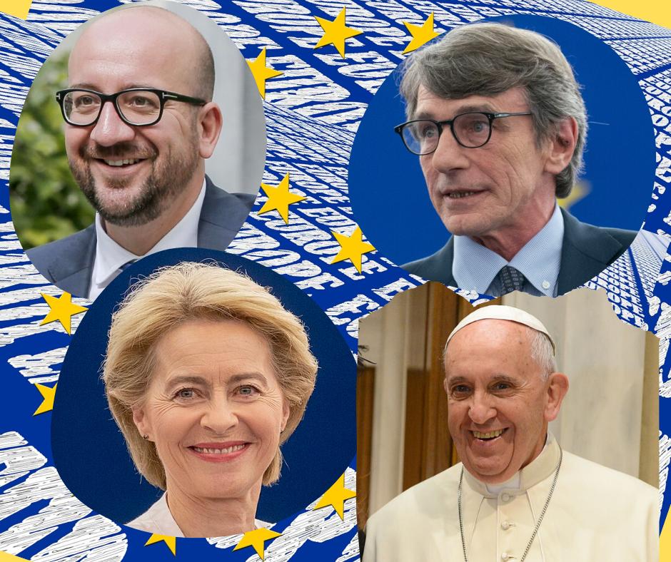 Epochale Herausforderung für Europa