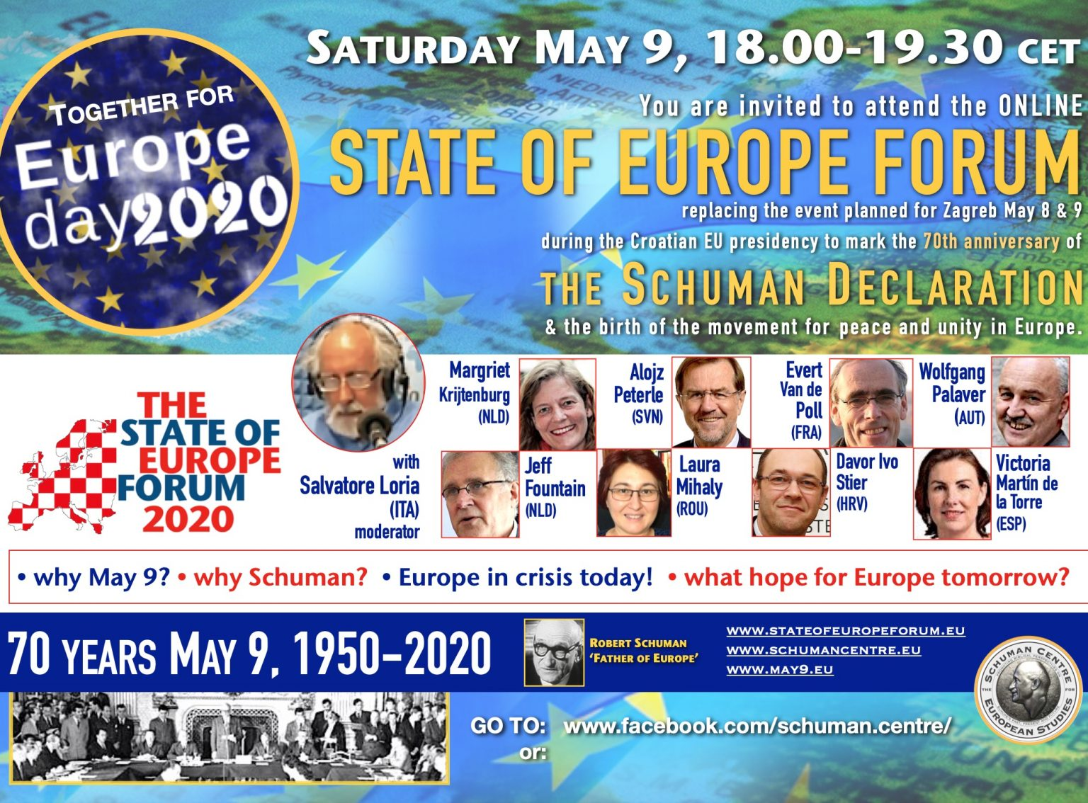 (English) State of Europe Forum